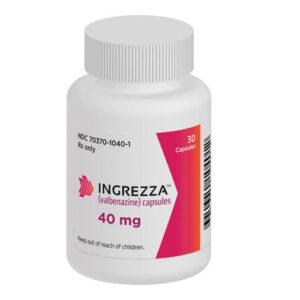INGREZZA ™ (valbenazine) capsules, for oral use.