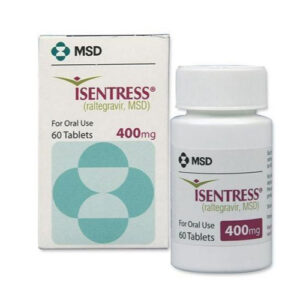 ISENTRESS® (raltegravir) Film-Coated Tablets, for oral use.