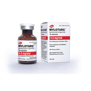 MYLOTARG ™ (gemtuzumab ozogamicin) for injection