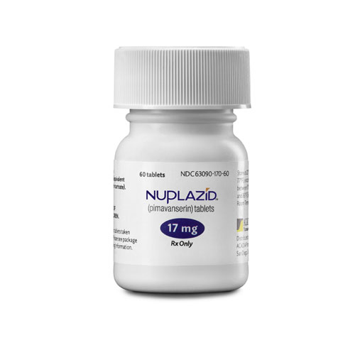 NUPLAZID ™ (pimavanserin) tablets, for oral use
