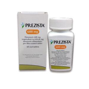 2.PREZISTA (darunavir) Oral Suspension, for Oral use