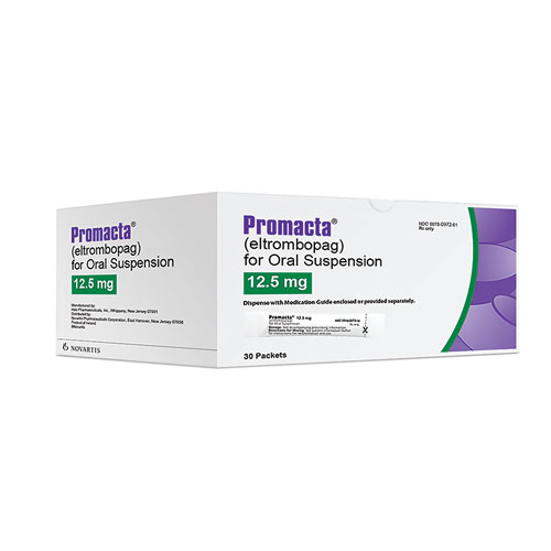 PROMACTA (eltrombopag) for oral suspension