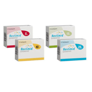 REVLIMID [lenalidomide] capsules, for oral use.
