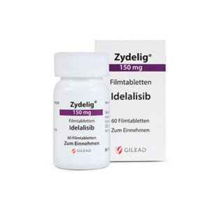 ZYDELIG ® (idelalisib) tablets, for oral use.