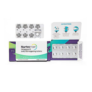 NURTEC ODT (rimegepant) tablets