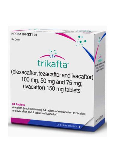 TRIKAFTA tablets Price In India