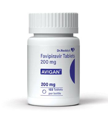 Avigan (Favipiravir) 200mg Tablets